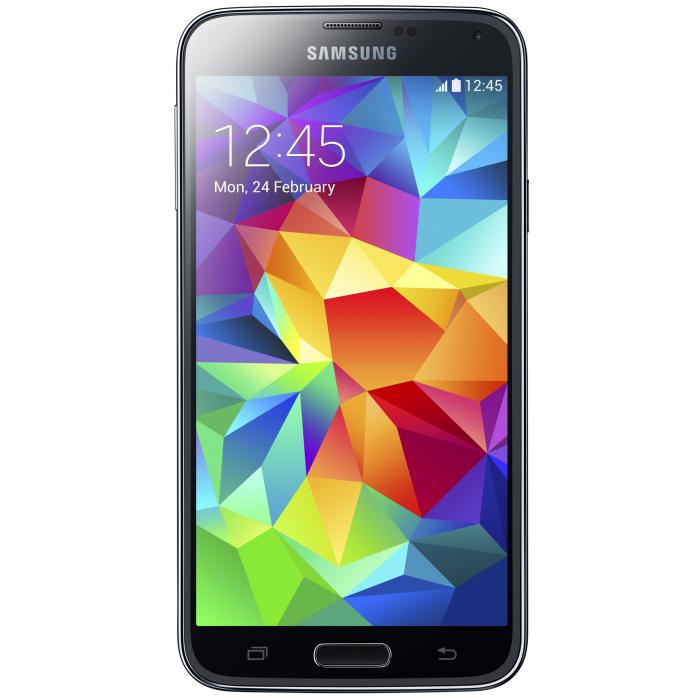 Telefonas samsung galaxy s5 kaina