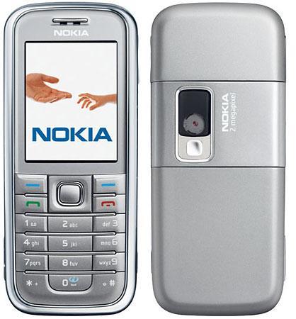 Original Unlocked Nokia 6233 Mobile Phone.