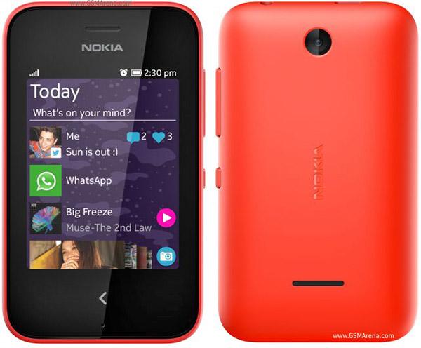 Nokia 230 atsiliepimai